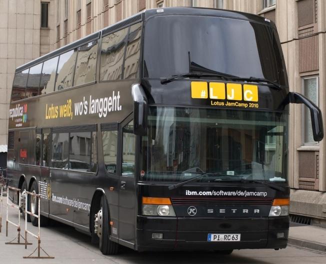 LotusJamLab-Bus
