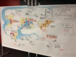 Expedition Unternehmen visualisiert
