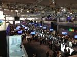 Und noch eine Perspektive vom IBM Stand 2013.