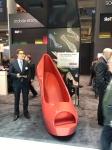Da wird ein (roter) Schuh draus: Reno als Social Business Showcase auf der CeBIT.