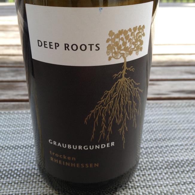 Deep Roots Etikett ...