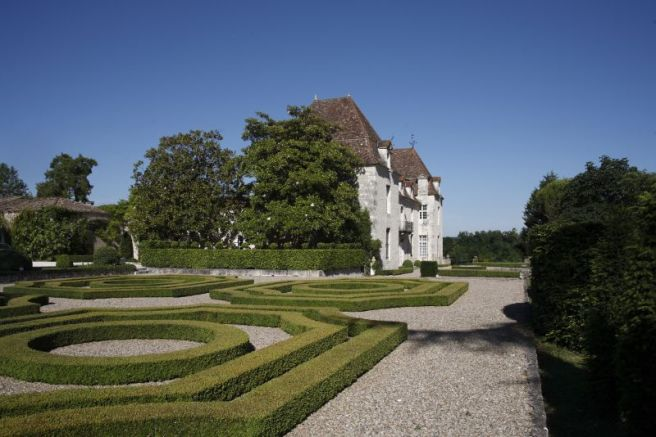 Aus der Bildergalerie des Chateau Pierrail.