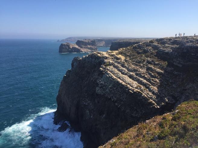 Fast Neuseeland: Wunderschöne Ausblicke insbesondere an der Atlantikseite der Algarve.
