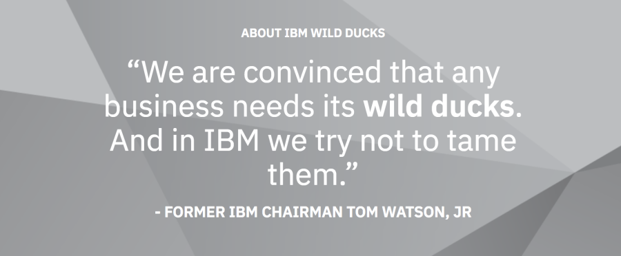 IBM_Wild_Ducks_-_About_IBM_Wild_Ducks_Podcasts