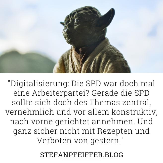 SPD Digitalisierung