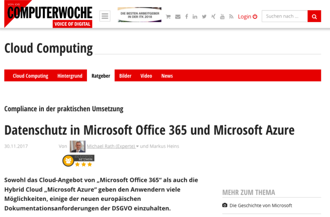 Compliance_in_der_praktischen_Umsetzung__Datenschutz_in_Microsoft_Office_365_und_Microsoft_Azure_-_computerwoche_de